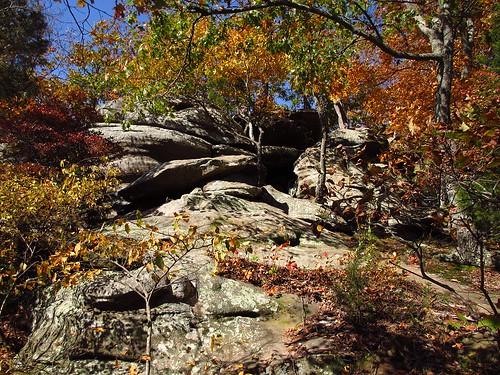 Garden of the Gods more rocks