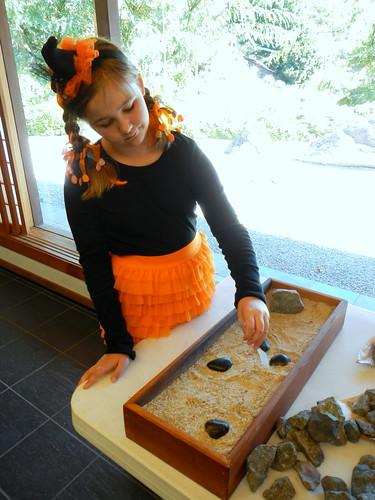 making a zen garden