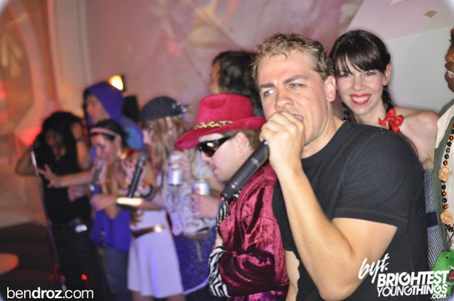 Oct 27, 2012-Halloween BYT83 - Ben Droz