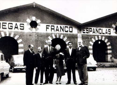 franco españolas y hemingway822