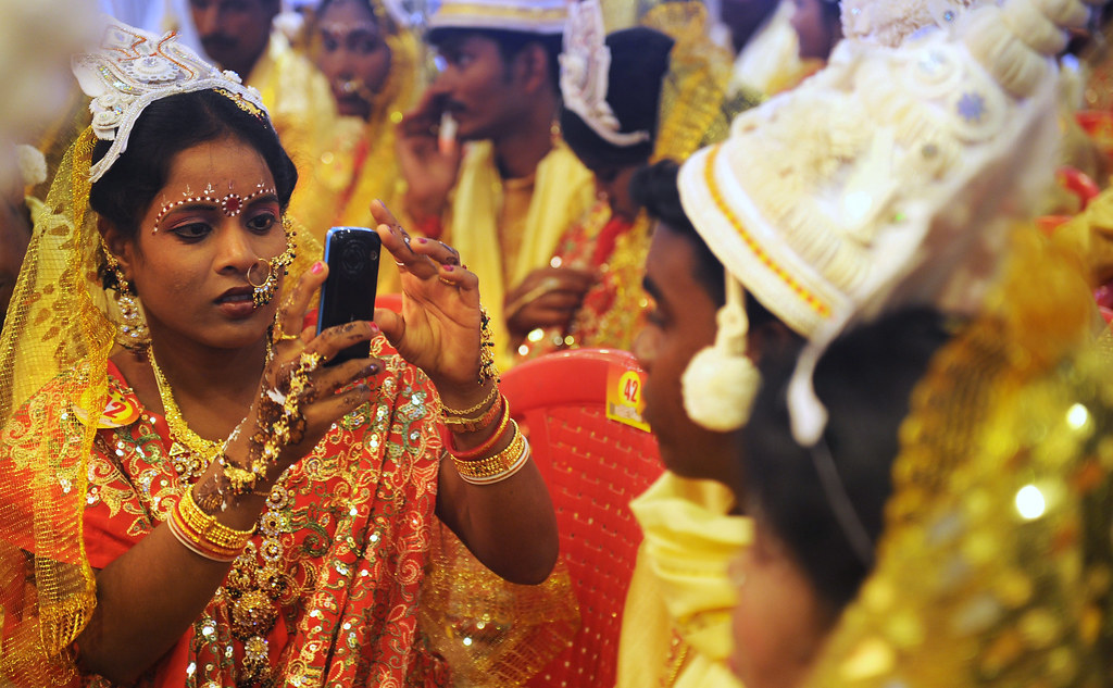 The Culture of Arranged Marriages in India