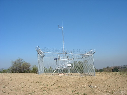 LAFD Weather Station