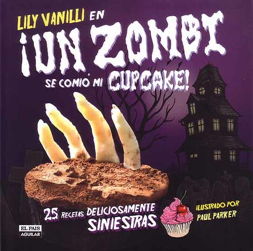 portada un zombie se comio mi cupcake