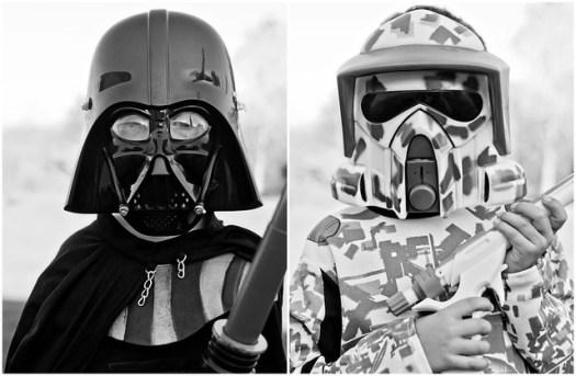 Portraits of Star Wars