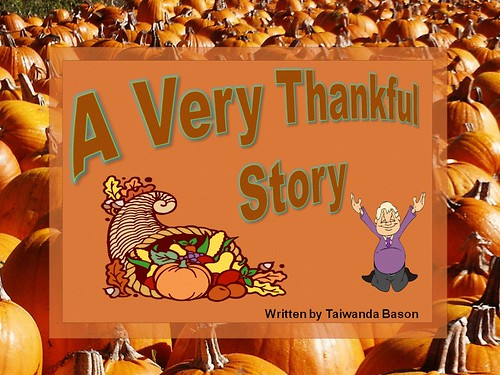 A Very Thankful Story by Butterfly Jewel