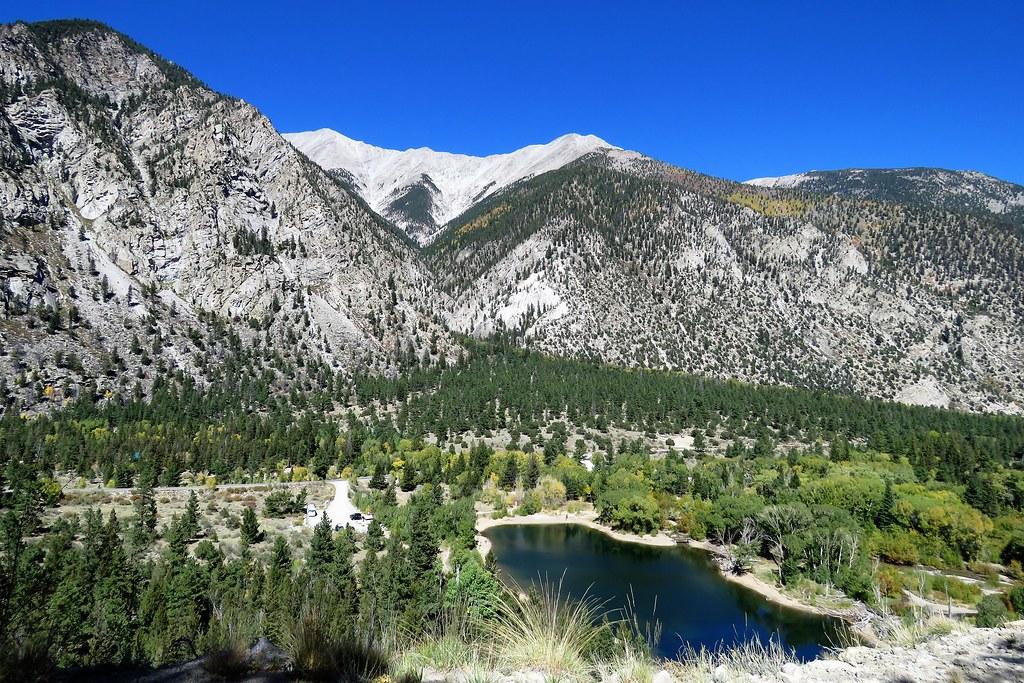 Cascade Campground  Colorado  Around Guides