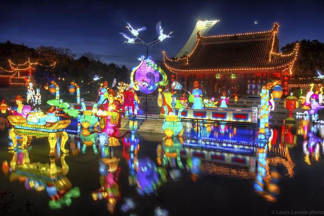Lanternes chinoises 2012