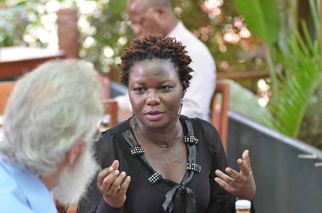 Apiyo Oweka of Mara Foundation