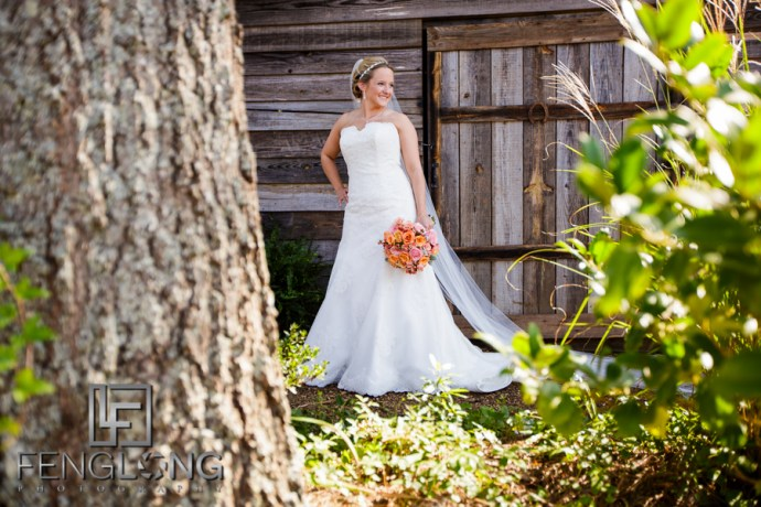 Becky & Chris' Wedding | Thompson House & Gardens | Auburn Athens Wedding Photographer