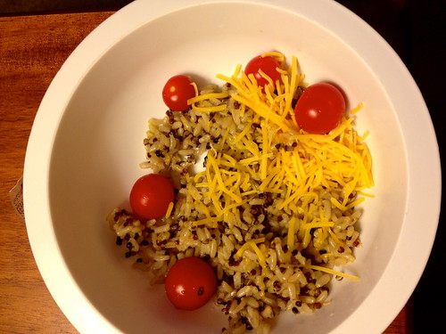 quinoa and brown rice Seeds of Change