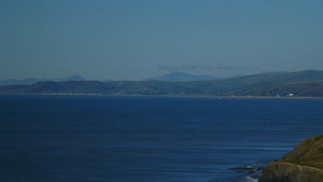 Snowdon, Cardigan Bay
