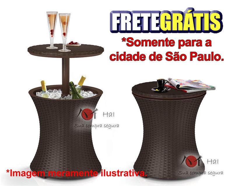 Fretegrtis Caixa Trmica Cooler C Mesa Bebidas Keter Caixas a BRL 278 em PrecioLandia Brasil 7l7u4n