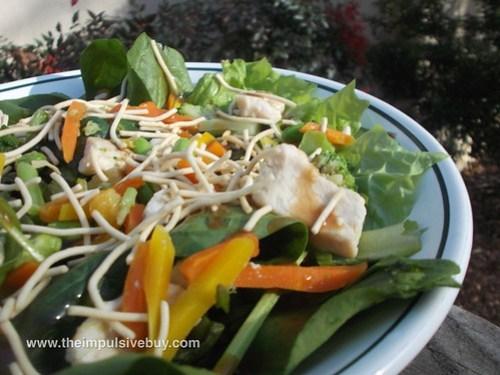 Lean Cuisine Asian-Style Chicken Salad Additions Chicken