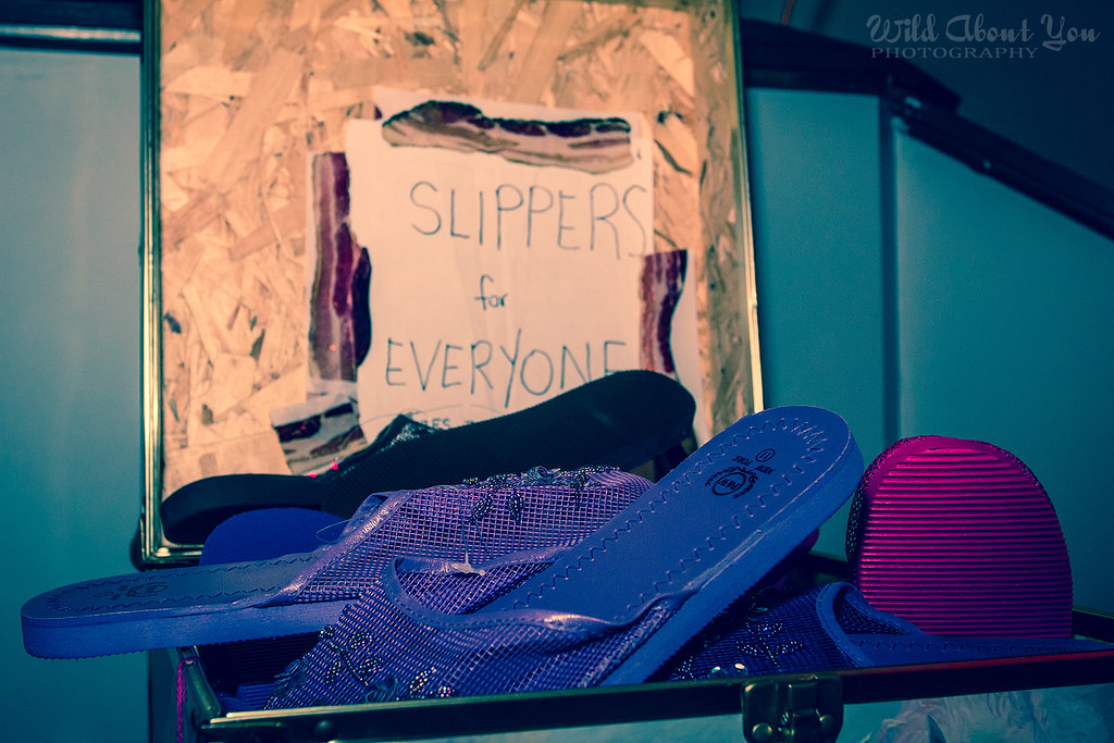 slippers for everyone