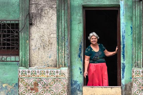 Lady in Red - Havana - 2013