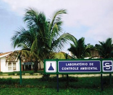 Laboratório de Controle Ambiental da Riviera