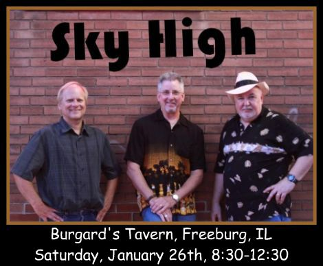 Sky High Band 1-26-13