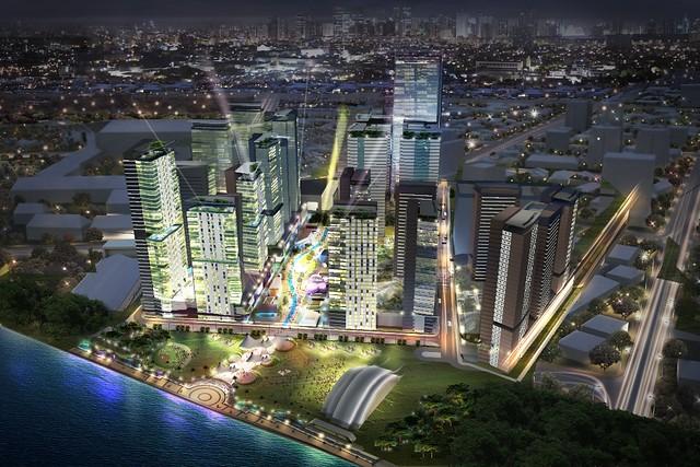 Circuit Makati - View 1 night