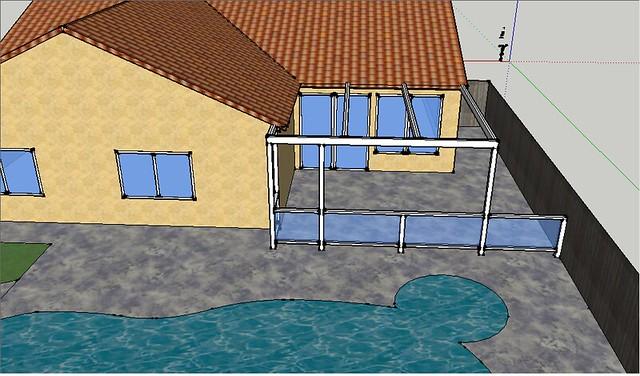 backyard concept
