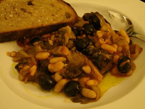 Dinner: January 23, 2013
