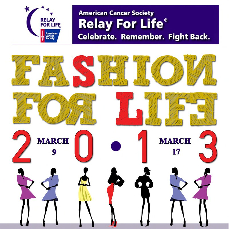 FASHION FOR LIFE 2013 LOGO