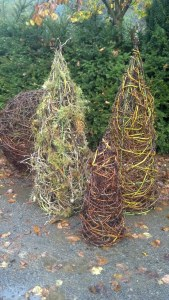Twig Globes & Twig Trees
