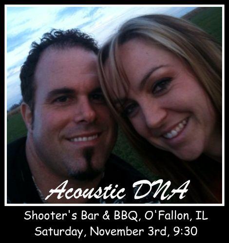 Acoustic DNA 11-3-12