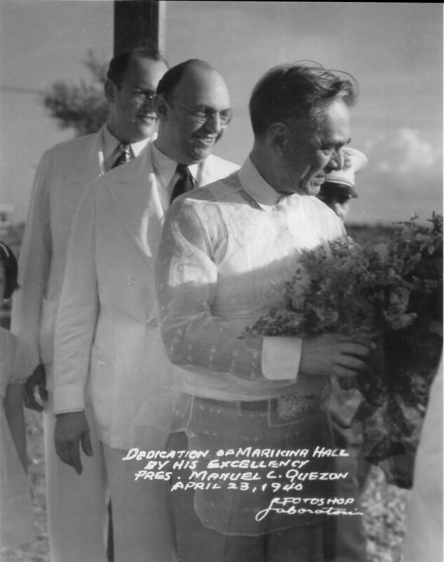Alex-and-Herb-Frieder-Quezon-at-Mariquina-April-23-1940