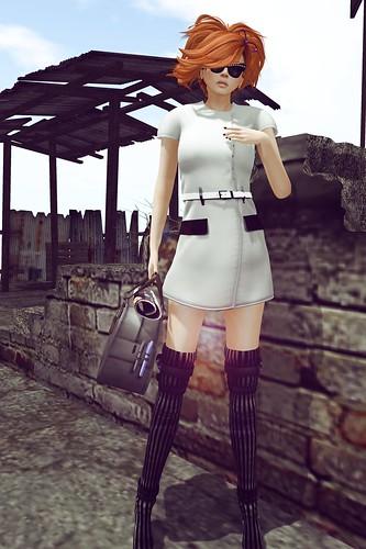 BT dress freedom & Death Row Designs