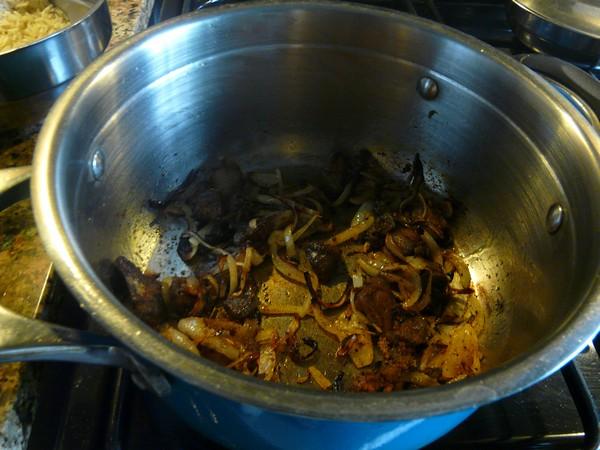 carmalized onions
