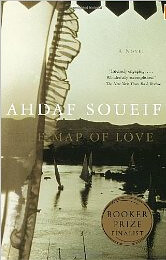 have books, will travel: The Map of Love by Ahdaf Soueif