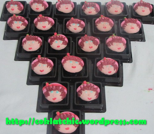 Minicupcake Strawberry Shortcake