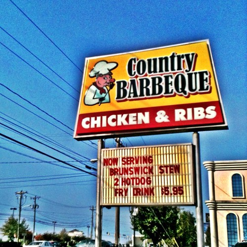 Country BBQ by Greensboro NC