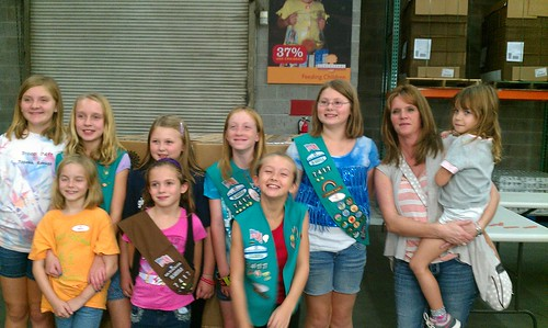296/366 [2012] - Girl Scouts Give Back by TM2TS