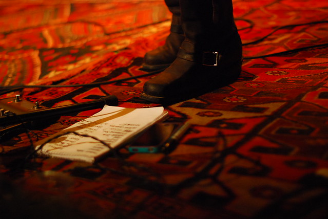 mandolin orange @ haw river ballroom