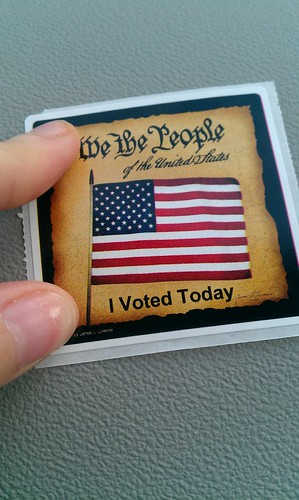 304/366 [2012] - I Voted by TM2TS