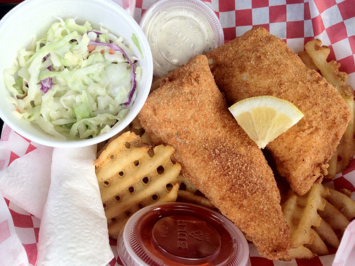 Fish and Chips from Pirates
