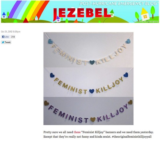Jezebel Banners