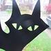 paper black cat