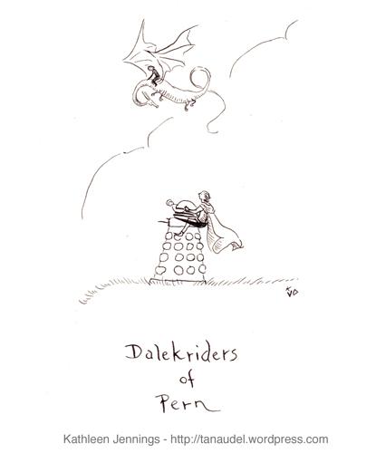 Dalekriders of Pern