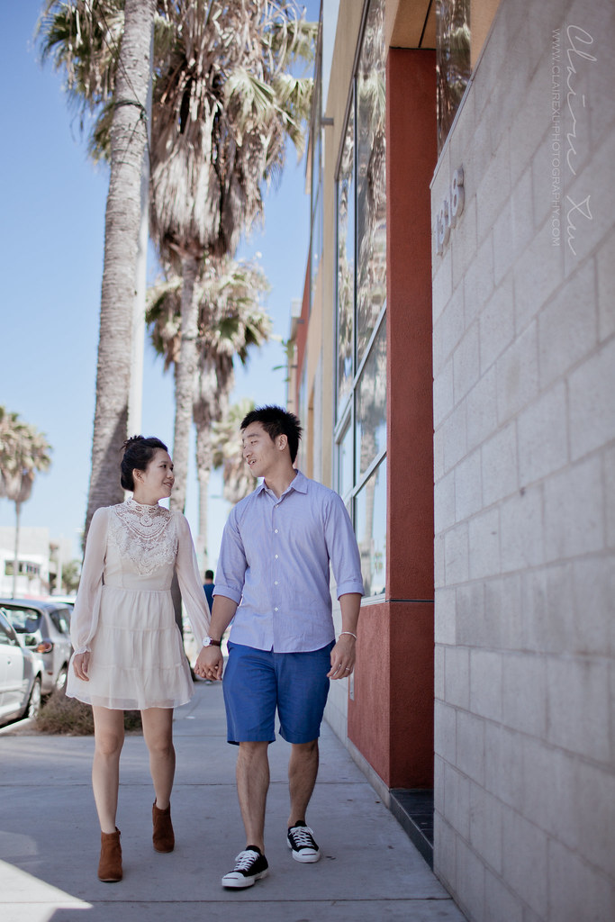 Venice Beach Engagement 04