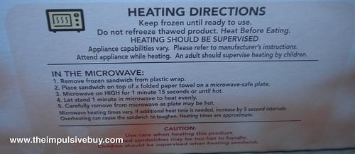 Special K Flatbread Instructions
