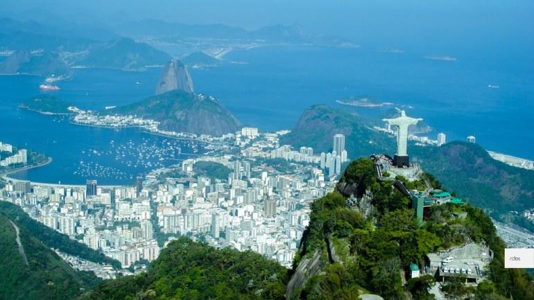 O Rio de Janeiro...
