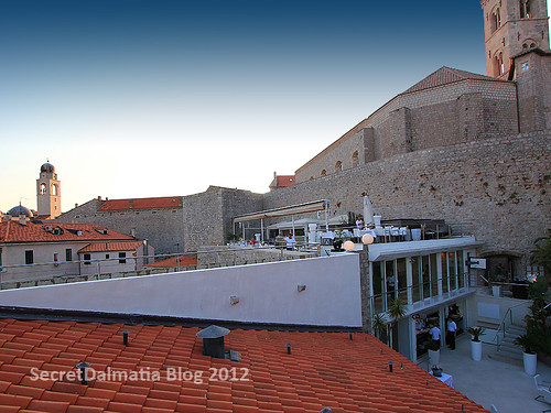 Under the bell towers of Dubrovnik...