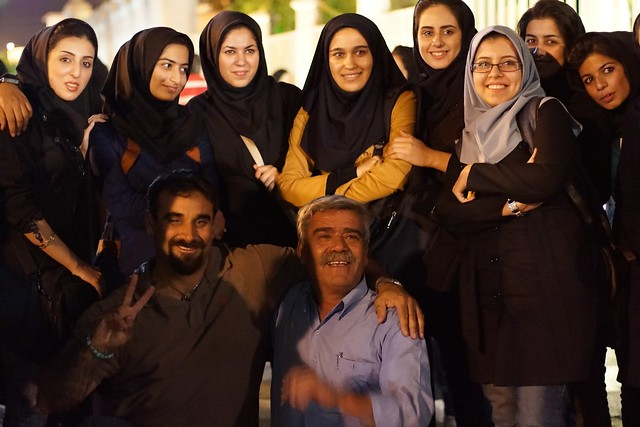 Hanging With Locals in Iran