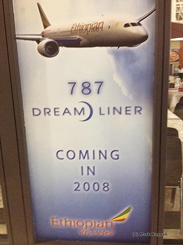 The Dreamliner poster