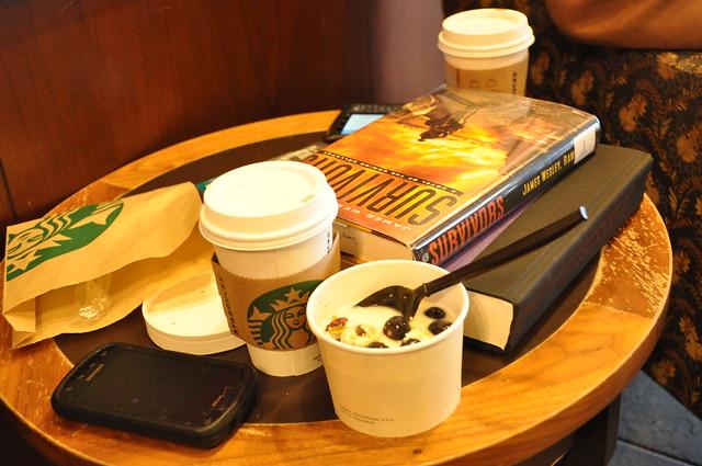 Starbucks Sunday