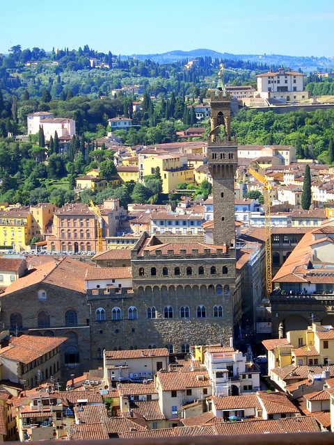 climb up the Giotto's bell tower (campanile)-001