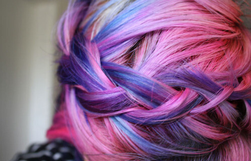 Colored Hair <3