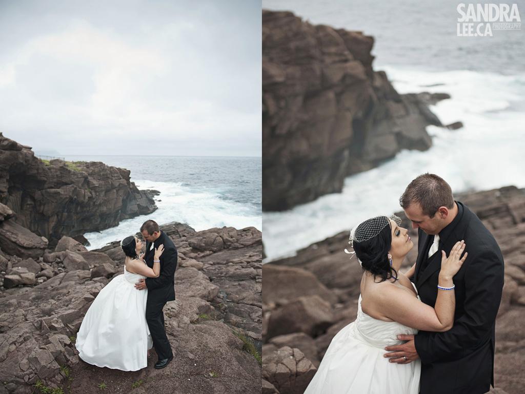 Justin + Aimee :: Newfoundland Wedding Photography